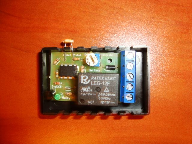 Deselectra Electronics. Automatic Light Switch Controller 12V 10A DC ...