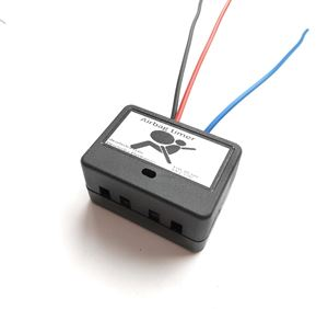 Picture of BOXED CAR AIRBAG LIGHT TIMER SWITCH TIME RELAY 1 TO 10 SEC KIT Delay Off 12V 1A 12W